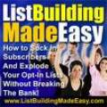 Opt In List - Insider tips and tricks on how to supersize your Opt In List.